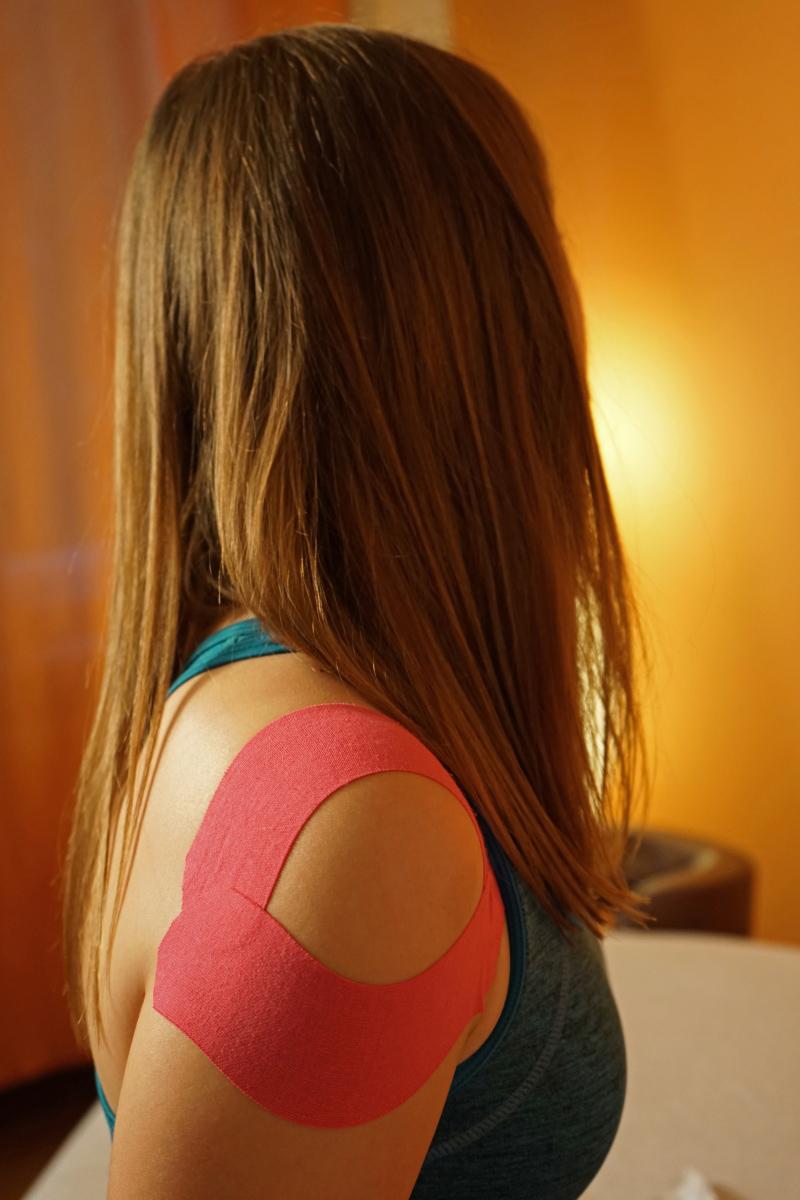 Acut tape kineziológai tapasz váll