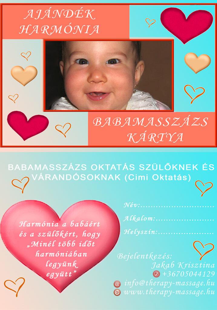 Harmonia-Babamasszazs-kartya