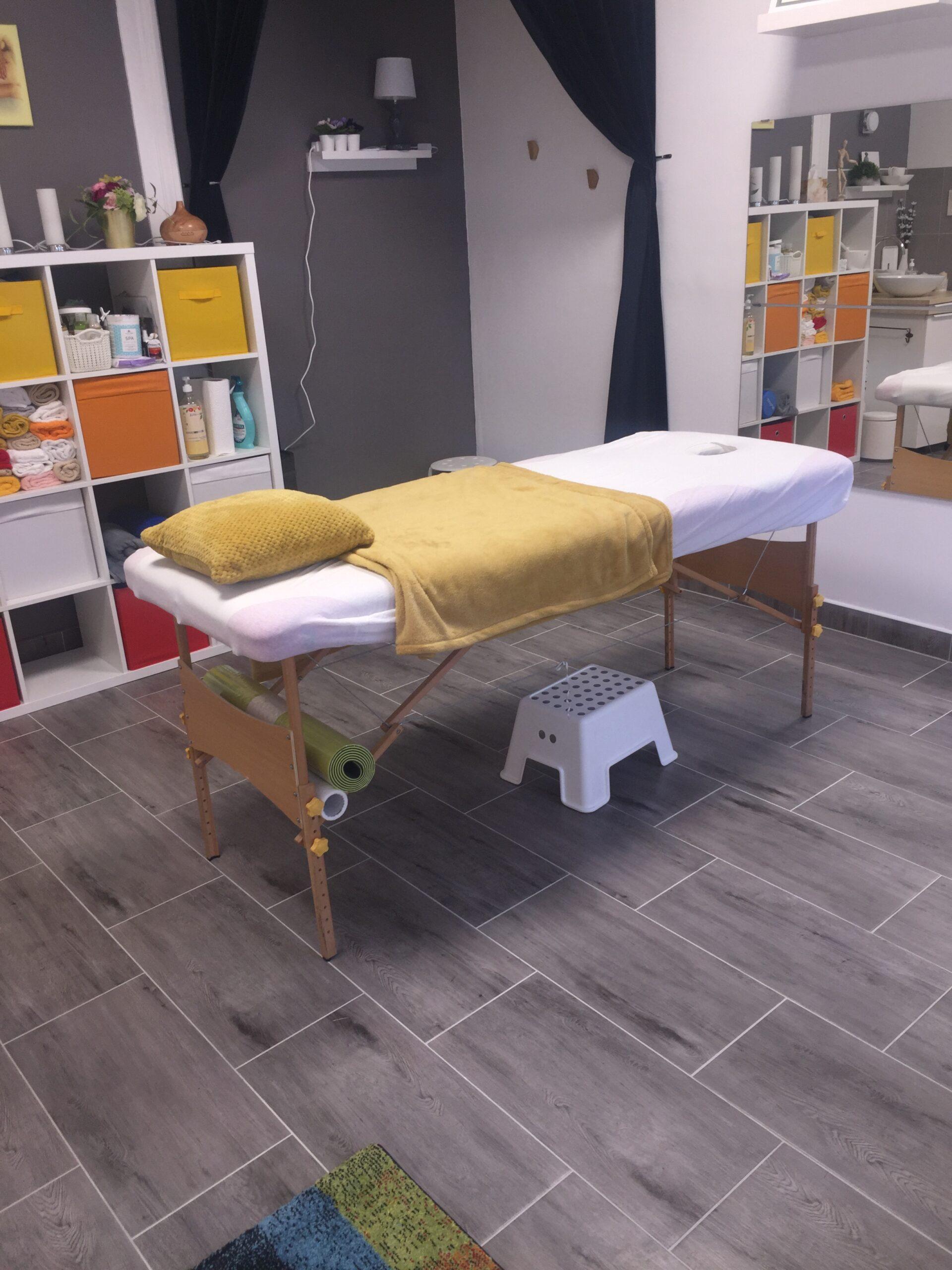 Lendület Studió Gödöllő kezelő szoba 7